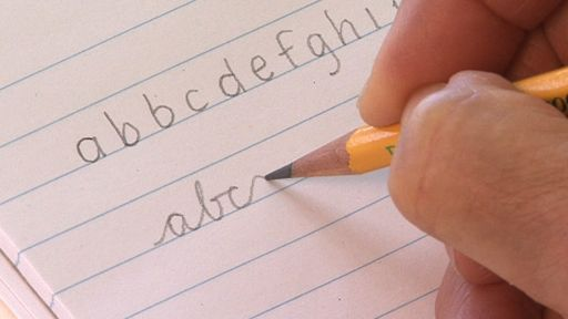 Escribir a mano para aprender mejor
